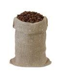Kaffe i en hänga lös. Fotografering för Bildbyråer