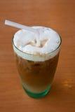 Kaffe i exponeringsglas Royaltyfri Fotografi