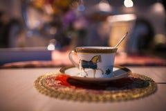 Kaffe kuper Royaltyfri Bild