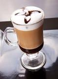 Kaffe Latte royaltyfria foton