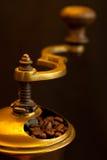 kaffe mal royaltyfria foton