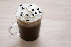 kaffe mjölkar Royaltyfria Bilder