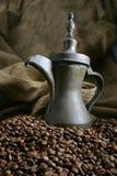 Kaffe planlade 4 Fotografering för Bildbyråer
