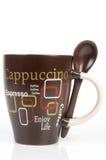 kaffe rånar royaltyfri bild
