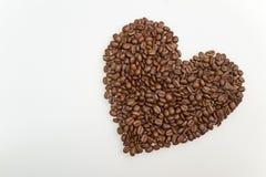 kaffe som jag älskar Arkivbild