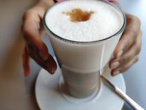 kaffe som jag like fotografering för bildbyråer