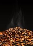 kaffe stekande royaltyfri bild
