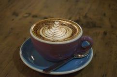 Kaffe Tid Royaltyfria Foton