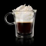 Kaffe vienna Royaltyfri Bild