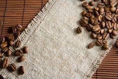 kaffeanmärkning Royaltyfri Fotografi