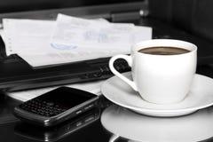 kaffearbete Arkivbilder
