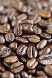 KaffebönaCloseup Royaltyfri Bild