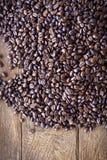 Kaffebönor Arkivbilder