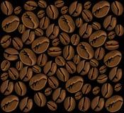 Kaffebakgrund Royaltyfri Foto