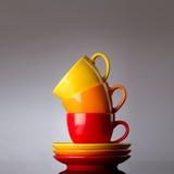 kaffebegrepp Arkivbilder