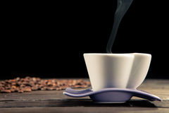 Kaffeblandningar Arkivbild