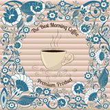 Kaffeblommor Royaltyfria Bilder