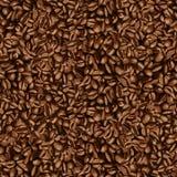 Kaffebönawallpaper Royaltyfria Bilder