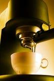 kaffebryggare Arkivfoton