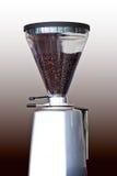Kaffebryggaren bearbetar med maskin royaltyfria foton