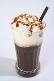 Kaffecaramel Arkivbild