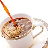 kaffecuppa Arkivbilder