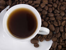 Kaffee 7 Stockfoto