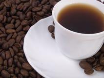 Kaffee 8 Stockfoto