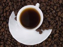 Kaffee 9 Stockfotografie