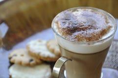 Kaffee-Abschluss lizenzfreie stockfotos