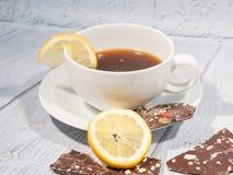 Kaffee auf weißem Hintergrund lizenzfreies stockbild