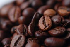 Kaffee Bean Close Up Stockfotos