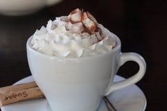 Kaffee, Becher, Lizenzfreies Stockbild