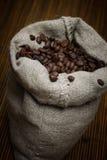 Kaffee-Beutel Stockfotografie