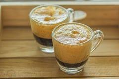 Kaffee-Blase Lizenzfreie Stockbilder