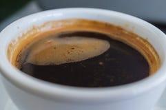 Kaffee Crema Lizenzfreies Stockbild