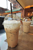 Kaffee in der Schale Lizenzfreie Stockbilder