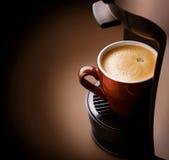 Kaffee-Espresso stockfoto