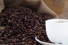 Kaffee-Espresso stockbilder