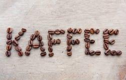 Kaffee Stock Image