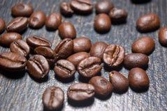 Kaffee grunge Hintergrund Stockbilder
