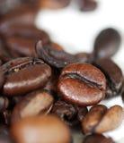 Kaffee grunge Hintergrund stockbild