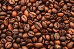 Kaffee-Hintergrund Stockfotos