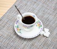 Kaffee im Cup Stockfotos