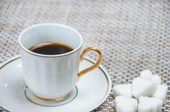 Kaffee im Cup Lizenzfreie Stockbilder