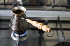 Kaffee im Türken Lizenzfreie Stockfotos
