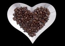 Kaffee-Inneres stockbild