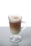 Kaffee latte lizenzfreie stockbilder