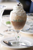 Kaffee latte macchinato Lizenzfreie Stockfotografie