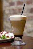 Kaffee latte macchinato Lizenzfreies Stockbild